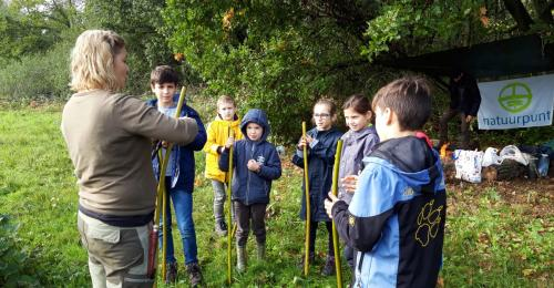 Bushcraft Gezinsbond Willebroek 2019